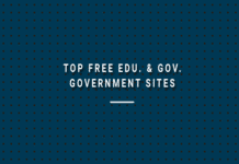 .Edu and .Gov Government Submission Site List