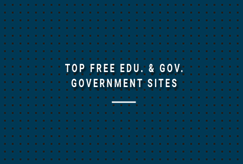 Edu  Gov Government Backlink Submission Sites List 2019